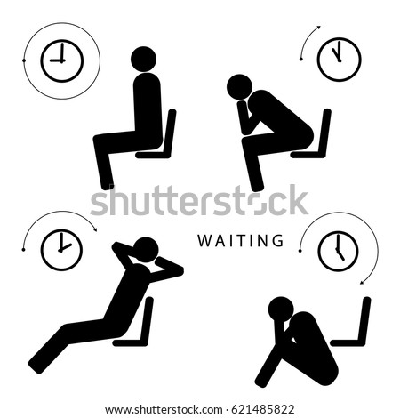Stick Figure Sitting In Chair Www Pixshark Com Images