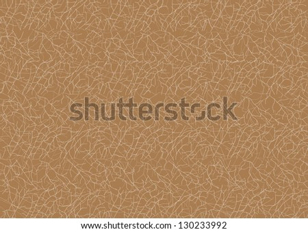 Wallpaper roots, root background pattern. - stock vector