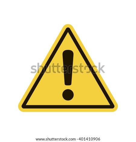 Warning Sign, Warning Sign Vector, Warning Sign Flat, Warning Sign Art, Warning Sign Image, Warning Sign Web, Warning Sign UI, Warning Sign Color, Warning Sign JPG, Warning Sign JPEG, Warning Sign EPS - stock vector