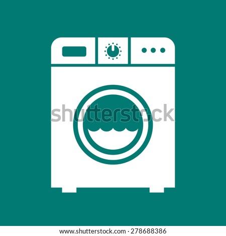 Wash icon - stock vector