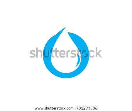 Triangle Symbol Letter Swoosh Symbol Letter Stock-vektorgrafik ...