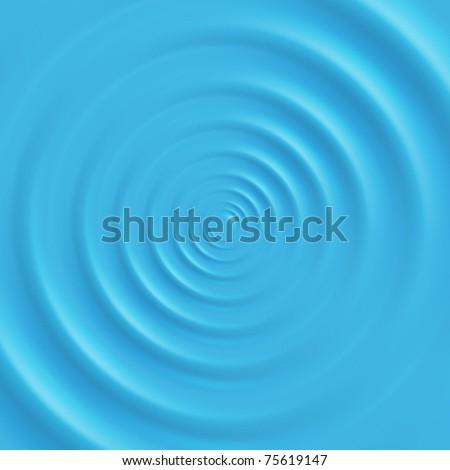Water waves vector background. Eps 10. - stock vector