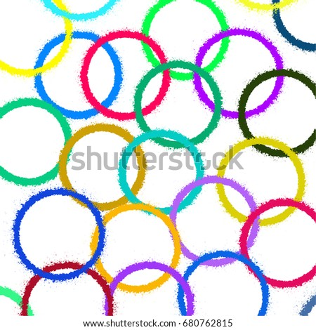 watercolor circles colored paint abstract white stock vector rh shutterstock com grunge texture vector photoshop grunge texture vector cdr