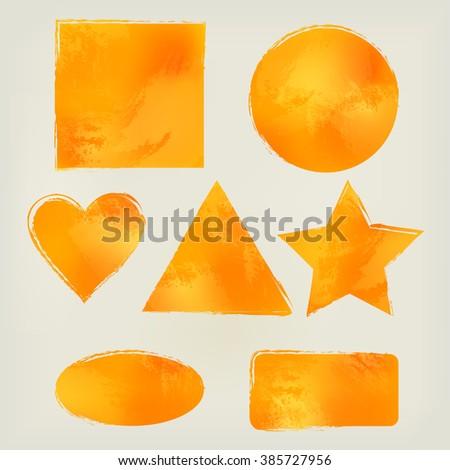 Orange Rectangle Stock Photos, Royalty-Free Images & Vectors ...