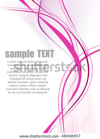 wave background with beautiful background. vector illustration