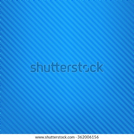 Wavy geometric pattern. EPS10 vector illustration. Used effect transparency layers of lines - stock vector