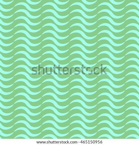 Wavy line pastel seamless pattern. Fashion graphic background design. Modern stylish abstract texture.