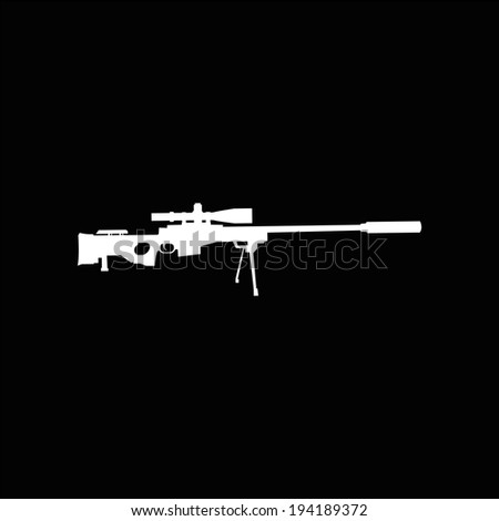 weapon - stock vector