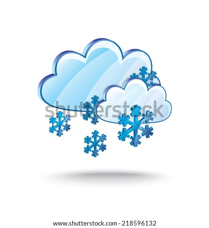 Weather icon - stock vector
