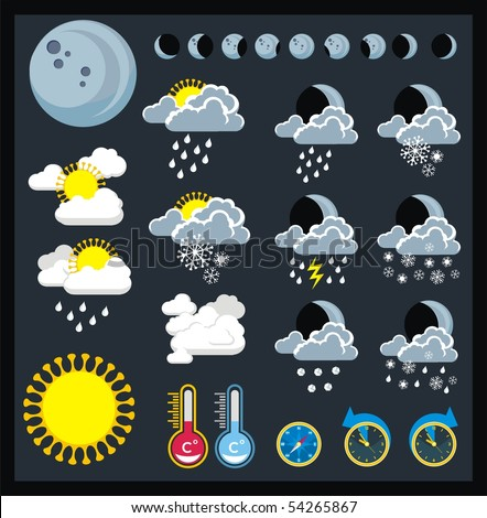 weather icons version 3