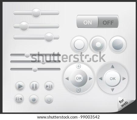 Web Buttons Icons