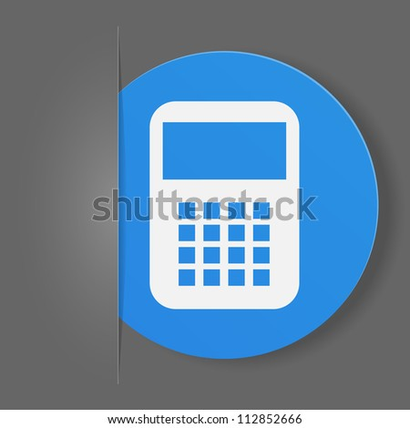Web element. Vector illustration. - stock vector