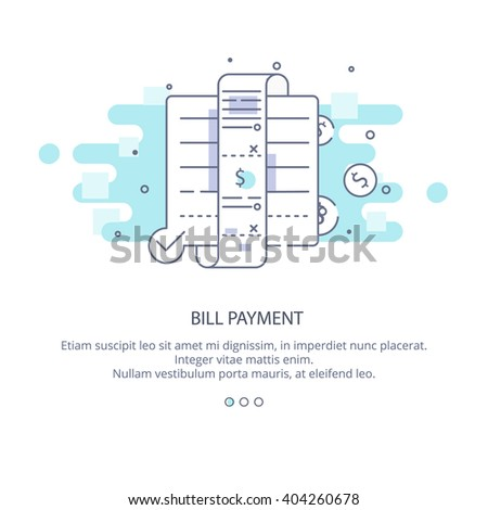 bill layout