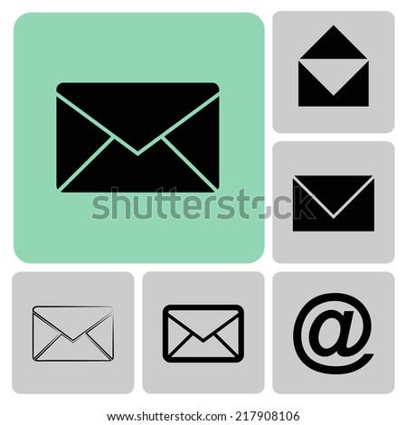 Web set icons