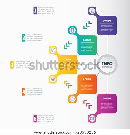 Web diagram template
