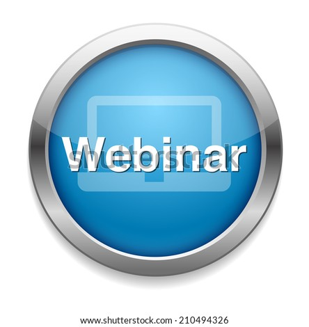 Webinar Icon Stock Photos, Royalty-Free Images & Vectors ...