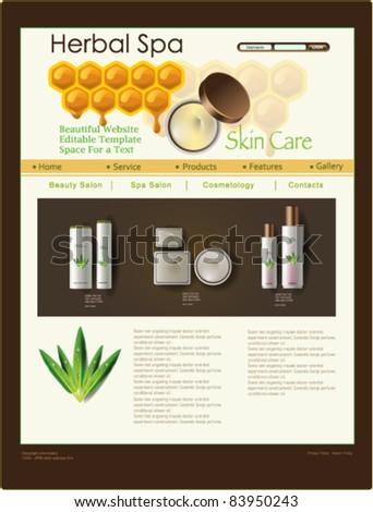 Vectorstudio39s portfolio on shutterstock for Cosmetology portfolio template