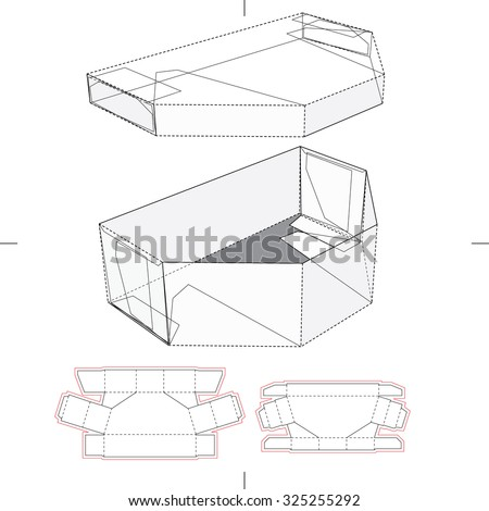 die cut template stock images royalty free images vectors shutterstock. Black Bedroom Furniture Sets. Home Design Ideas
