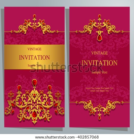 Wedding invitation card abstract background islam stock vector wedding invitation or card with abstract background islam arabic indian stopboris Image collections