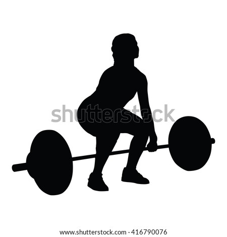 Weight Lifting Stock Vectors & Vector Clip Art | Shutterstock