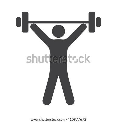 weightlifter Icon, weightlifter Icon Eps10, weightlifter Icon Vector, weightlifter Icon Eps, weightlifter Icon Jpg, weightlifter Icon Picture, weightlifter Icon Flat, weightlifter Icon App - stock vector