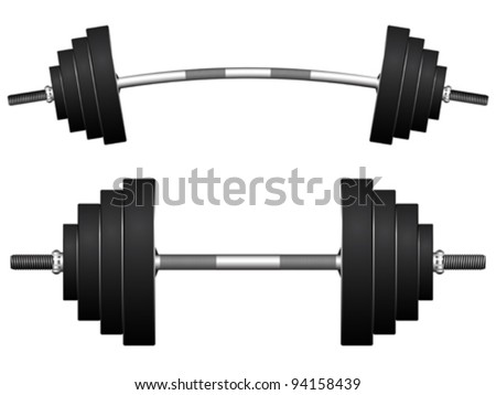 Barbell Stock Images, Royalty-Free Images & Vectors ...