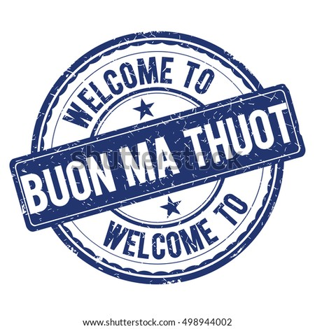 Welcome to BUON MA THUOT Stamp.