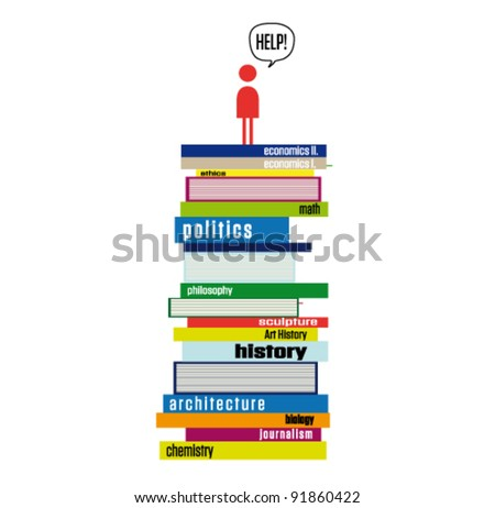 What to choose. I need help. - stock vector
