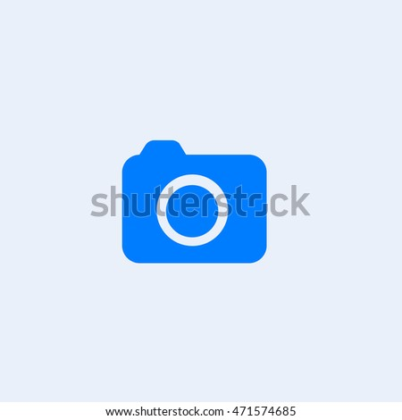 Whats App Take Photo Vector Icon Mobile Stock Vector Royalty Free