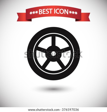 Wheel icon vector, wheel icon eps10, wheel icon picture, wheel icon flat, wheel icon, wheel web icon, wheel icon art, wheel icon drawing, wheel icon, wheel icon jpg, wheel icon object, wheel - stock vector