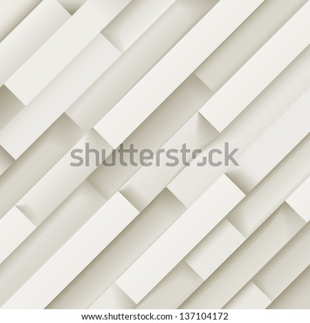 White abstract background, eps10 vector - stock vector