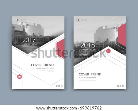 White business card mockup a 4 brochure stock vector royalty free white business card mockup a4 brochure cover design fancy info banner title sheet reheart Choice Image