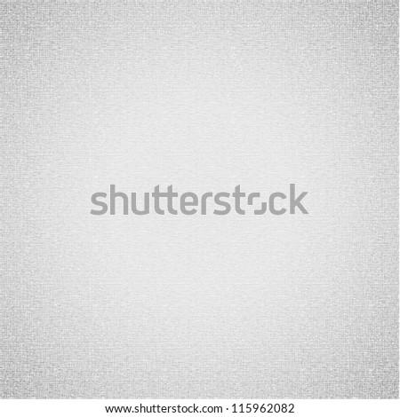 White canvas texture, vector design illustrator 10eps - stock vector
