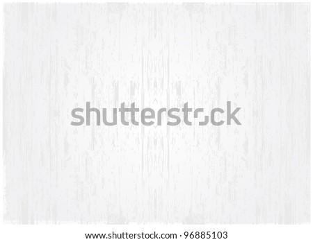 white grunge background - stock vector