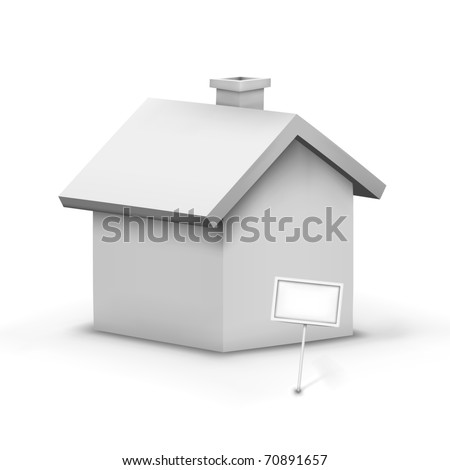 white house VECTOR - stock vector