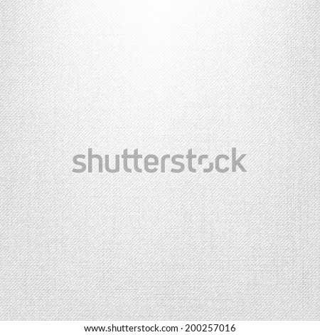 White Jeans Texture - stock vector