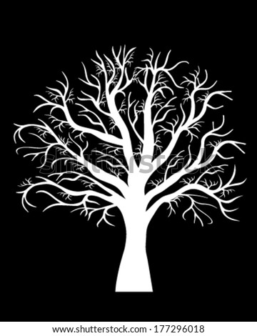 Black And White Tree Backgrounds
