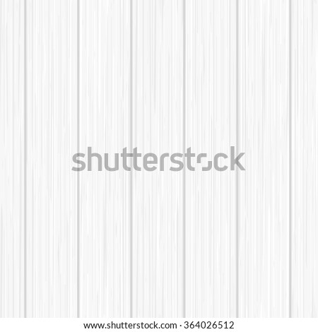 White wood seamless pattern - stock vector