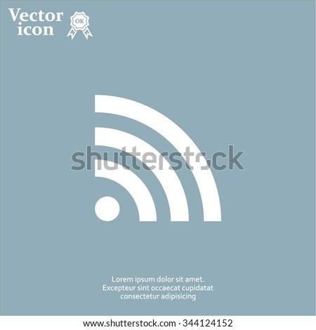 Wi-Fi Icon - stock vector