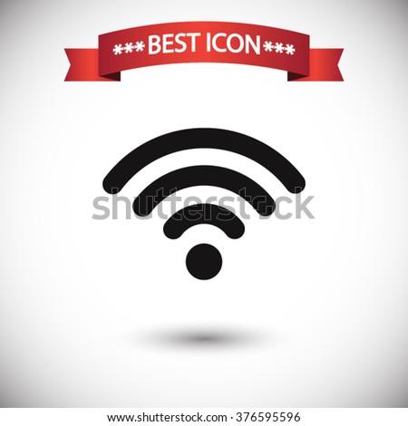 WiFi icon vector, WiFi icon eps10, WiFi icon illustration, WiFi icon picture, WiFi icon flat design, WiFi icon, Wi-Fi web icon, Wi-Fi icon art, Wi-Fi icon drawing, Wi-Fi icon, Wi-Fi icon jpg - stock vector