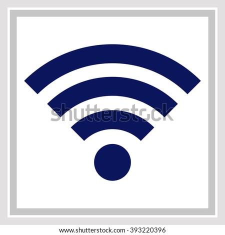 Wifi Icon / Wifi Icon Vector / Wifi Icon Object / Wifi Icon Picture / Wifi Icon Image / Wifi Icon JPG / Wifi Icon JPEG / Wifi Icon EPS / Wifi Icon Drawing / Wifi Icon Graphic / Wifi Icon AI - stock vector