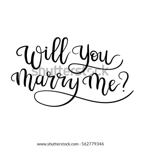 Marry Me Stock Images, Royalty-Free Images & Vectors | Shutterstock