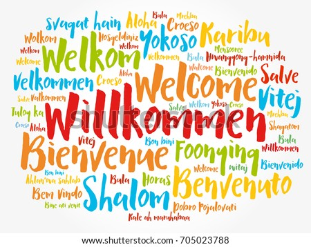 how to you say your welcome in german