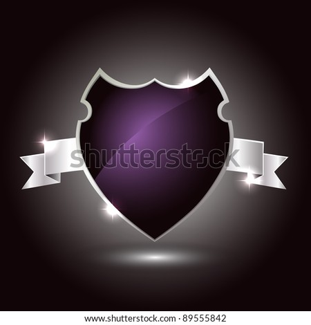 Winner label - stock vector