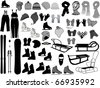 Winter Accessories - stock photo