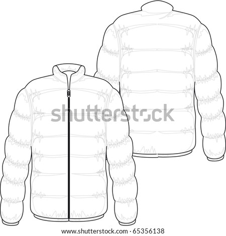 Down Jacket Stock Images Royalty Free Images Amp Vectors