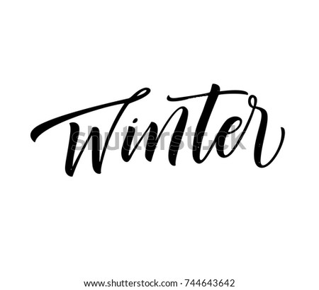 Walking Winter Wonderland Phrase Greeting Card 730106047 on winter wonderland clip art black and white