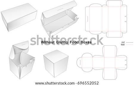 Die Matchbox Stock Vector 98849195 Shutterstock