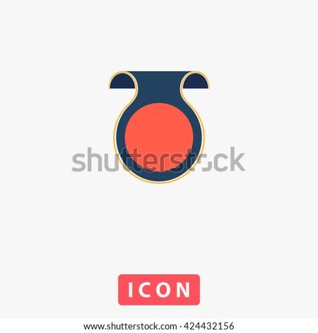 Wobbler Icon Vector. Wobbler Icon Logo. Wobbler Icon Picture. Wobbler Icon Image. Wobbler Icon Graphic. Wobbler Icon Art. Wobbler Icon UI. Wobbler Icon EPS. Wobbler Icon AI. Wobbler Icon Drawing - stock vector