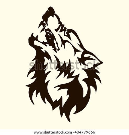 Wolf Tattoo Stock Images Royalty Free Images Amp Vectors